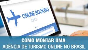 Como Montar uma Agência de Turismo Online